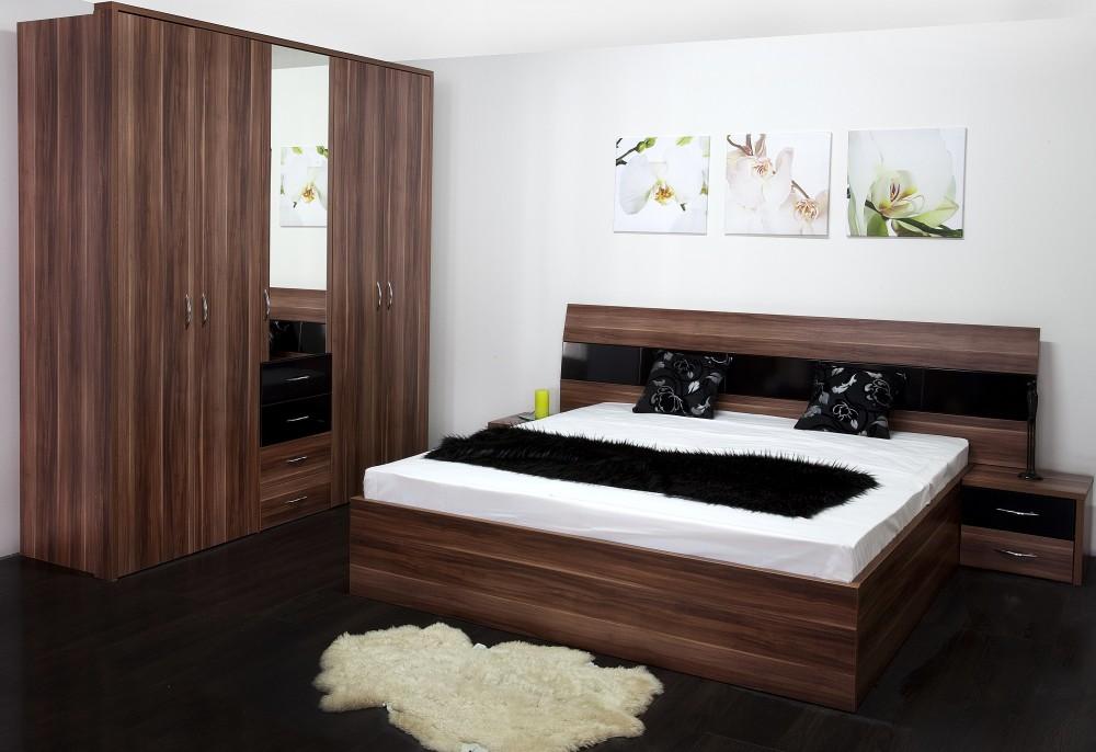 Klaudia spálňa