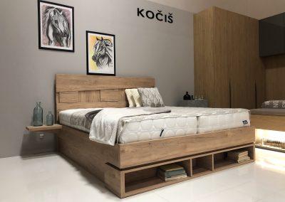 posteľ BRENDA